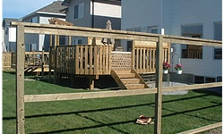 decks and fence  service in Chestermere